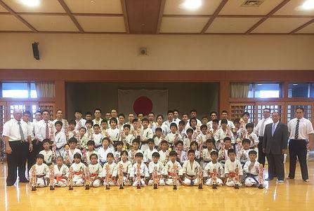 全関西空手道選手権大会